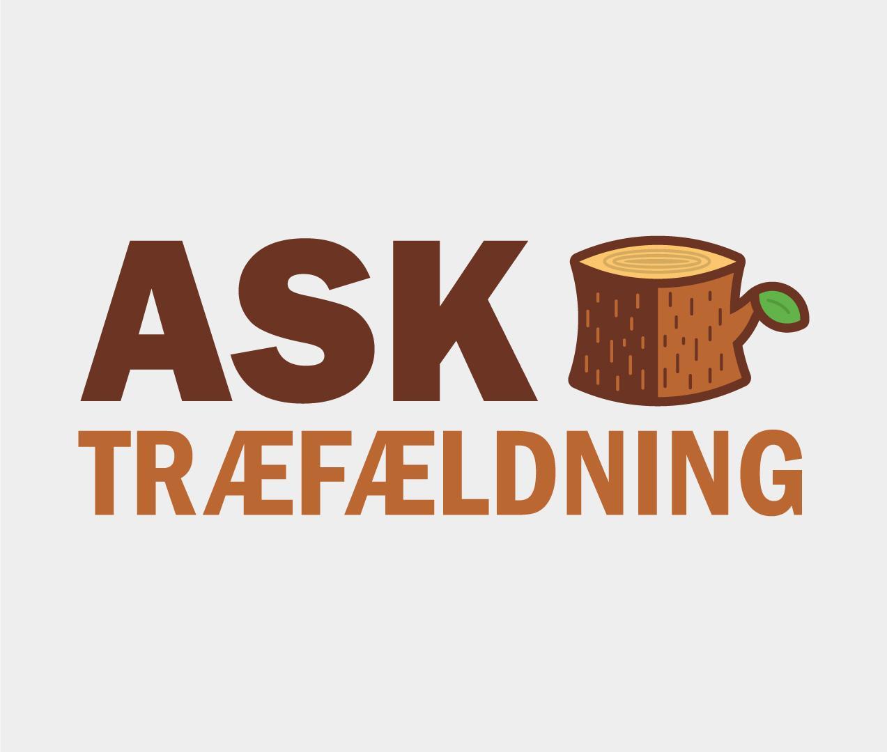 Logo til Ask Træfældning